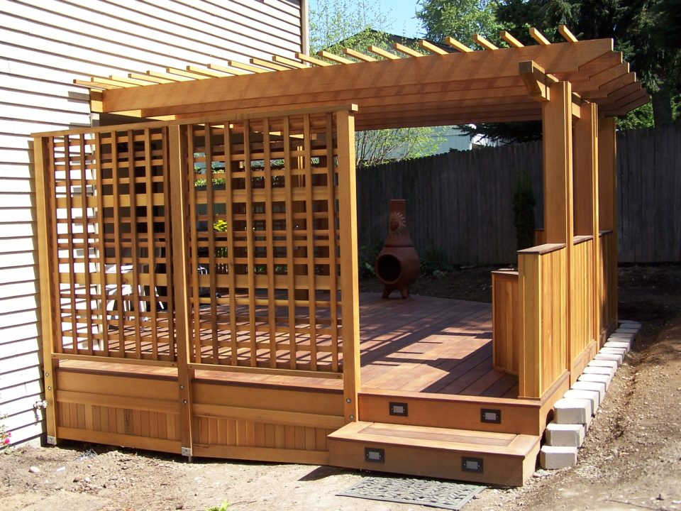 Trellis and Screens